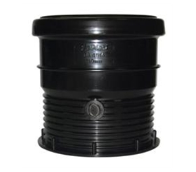 SP107 - 110mm Soil Pipe Adaptor to Underground(Ground Level) Drain Pipe