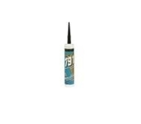 SS991561 - Black Dow Corning Silicone Sealant - 310ml (For Gutter Gutter Joint)